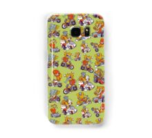 Monsters Driving Samsung Galaxy Case/Skin