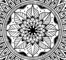 Mandala N°1 Sticker