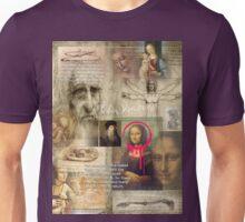 leonardo da vinci Unisex T-Shirt