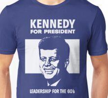 KENNEDY FOR PRESIDENT Unisex T-Shirt