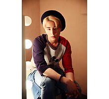 Day6 - Brian/Young K Photographic Print