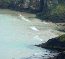 Northern Ireland's Majestic Coastline Sticker