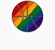 Rainbow Basketball Unisex T-Shirt