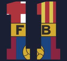 Neymar-Jersey One Piece - Short Sleeve