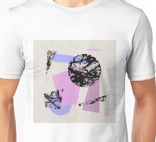 Circles And Shards Unisex T-Shirt