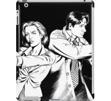 Fox and Dana Pt.2 iPad Case/Skin