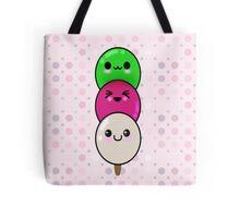 Dango Polkadots Tote Bag