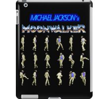 Moonwalker (Sega Genesis) iPad Case/Skin