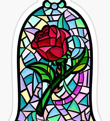 Rose of Enchantment Sticker