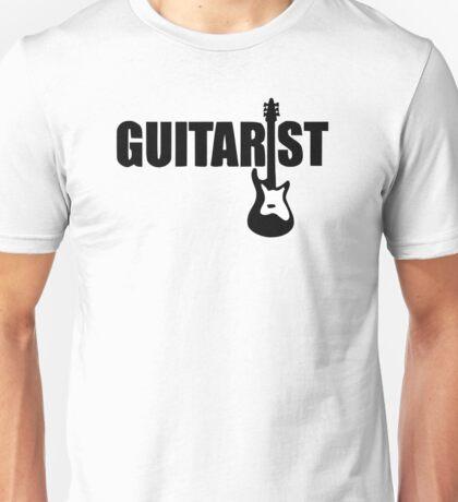 Guitarist Unisex T-Shirt