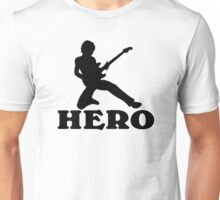 Guitar Hero Unisex T-Shirt
