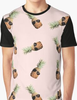 Pineapple head Graphic T-Shirt