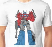 Transformers Optimus Prime illustration Unisex T-Shirt