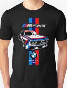 BMW CSL Series Unisex T-Shirt