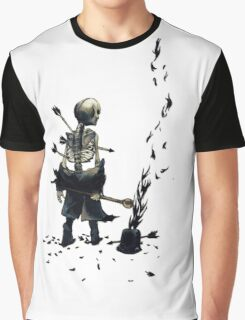 The Marcher's fall Graphic T-Shirt