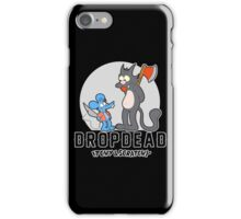 Dropdead iPhone Case/Skin