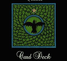 NEW! As the Crow Flies Oracle Cards by Donna Huntriss