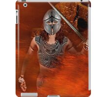 Morrigan, Celtic Goddess of War iPad Case/Skin