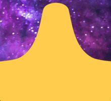 Galaxy Emoji Sticker