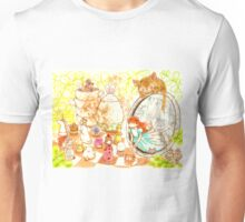 Alice, Through the Looking-Glass Unisex T-Shirt