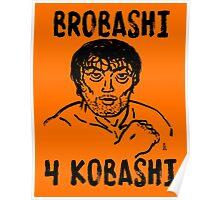 BROBASHI Poster