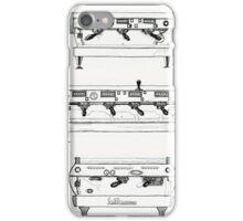 Espresso Machines iPhone Case/Skin