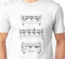 Espresso Machines Unisex T-Shirt