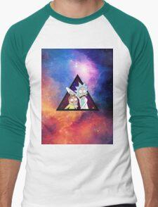 Rick and morty spaceeee. Men's Baseball ¾ T-Shirt