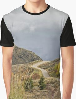 The Road Not Taken Graphic T-Shirt