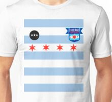 Chicago Red Stars Inspired Jersey Unisex T-Shirt