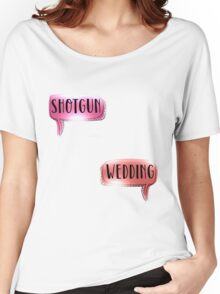Shotgun Wedding - Panic! At The Disco Women's Relaxed Fit T-Shirt