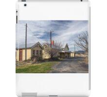 Rylstone Train Station, NSW Australia iPad Case/Skin