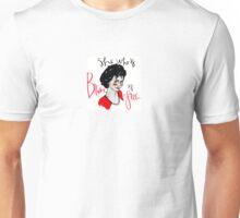 She who is B R A V E... Unisex T-Shirt