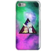 Rick and morty spaceeee. 2 iPhone Case/Skin