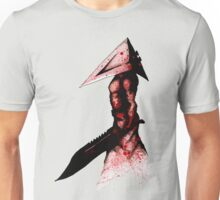 Pyramid Head 2.0 Fine Art Print Unisex T-Shirt