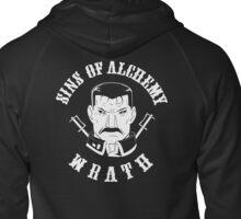 Sins of Alchemy - Wrath Zipped Hoodie