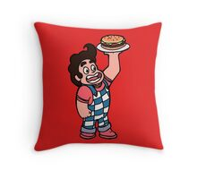 Bob's Big Steven Throw Pillow