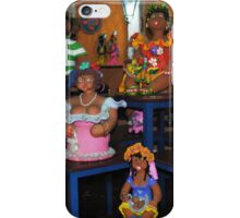 Pottery People iPhone Case/Skin
