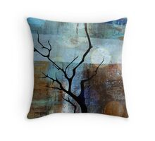 Nature tree Throw Pillow