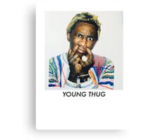 Young Thug Canvas Print
