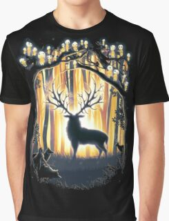 Deer God  Graphic T-Shirt