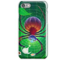 Spider Snack iPhone Case/Skin