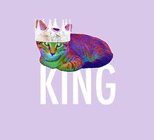 Cat King by zipperchan