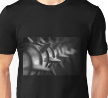 Black and White Spike T-Shirt