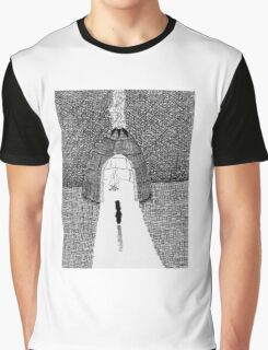 Looking for Warmth Graphic T-Shirt
