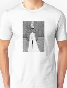 Looking for Warmth Unisex T-Shirt