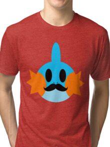 Gentlemen- Mudkip Tri-blend T-Shirt