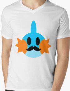 Gentlemen- Mudkip Mens V-Neck T-Shirt