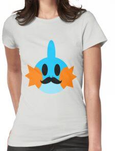 Gentlemen- Mudkip Womens Fitted T-Shirt