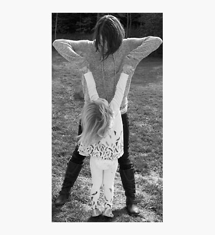 Mother and her child Photographic Print